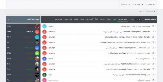 انجمن گفتگوی سناتورها senatorha forum 1 540x272